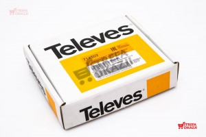 TELEVES MULTISWITCH 5X5X8 NEVOSWITCH 714503
