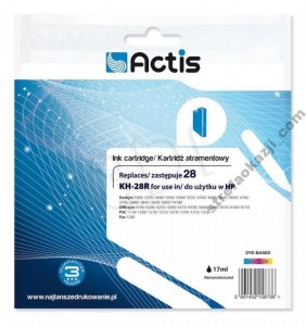 ACTIS TUSZ do drukarki HP nr 28 KOLOR C8728A