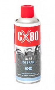 CX-80 SMAR KOSERWATOR DO BRAM SPRAY 400ML