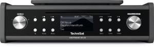 TECHNISAT DIGITRADIO 20 RADIO KUCHENNE DAB+/FM CD
